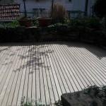 Terrasse aus Eiche (Eigenproduktion)